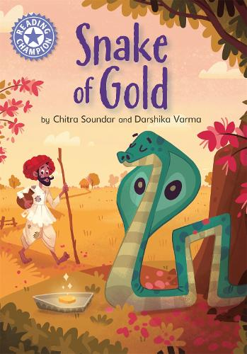 Reading Champion: The Snake of Gold: Independent Reading Purple 8 - Reading Champion (Hardback)