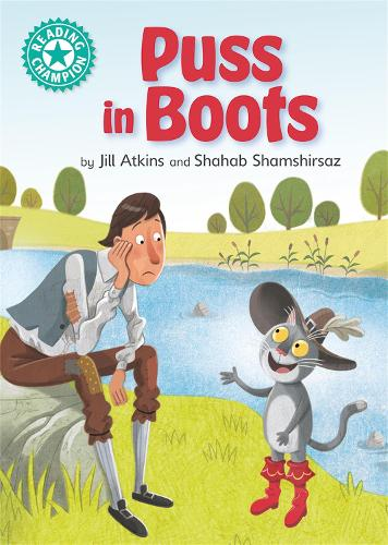 Reading Champion: Puss in Boots: Independent Reading Turquoise 7 - Reading Champion (Paperback)