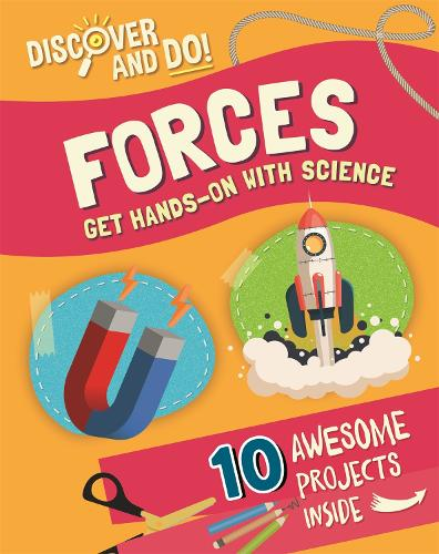 Discover and Do: Forces - Discover and Do (Hardback)
