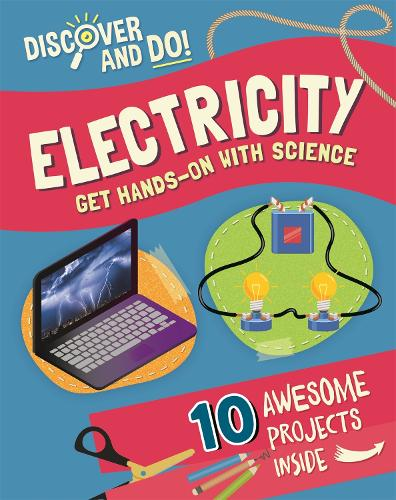Discover and Do: Electricity - Discover and Do (Paperback)