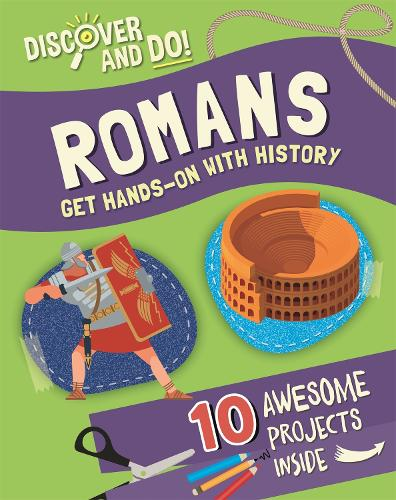 Discover and Do: Romans - Discover and Do (Paperback)