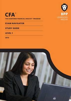 CFA Navigator - Exam Navigator Level 1: Study Guide (Paperback)