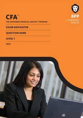 CFA Navigator - Question Bank Level 1: Question Bank (Paperback)