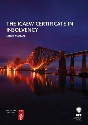 ICAEW Certificate in Insolvency: Study Text (Paperback)