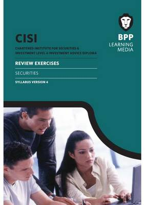 CISI IAD Level 4 Securities Syllabus Version 4: Review Exercises (Paperback)