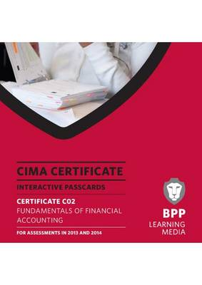 CIMA - Fundamentals of Financial Accounting: Interactive Passcards (CD-ROM)