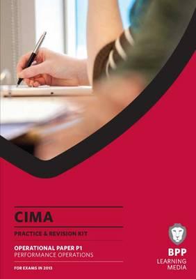 CIMA - Performance Operations: Revision Kit (Paperback)