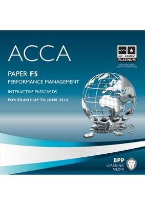ACCA - F5 Performance Management: Interactive Passcard (CD-ROM)