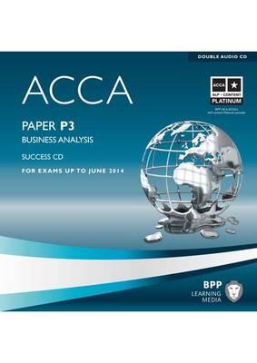 ACCA - P3 Business Analysis: Audio Success CDs (CD-Audio)