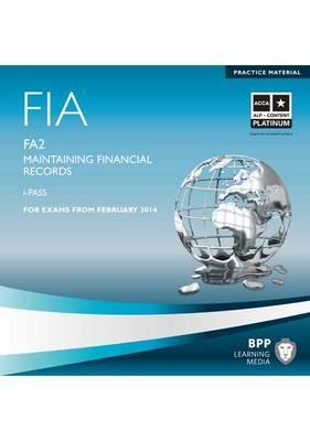 FIA Maintaining Financial Records FA2: iPass (CD-ROM)