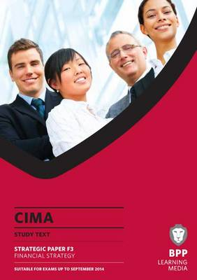CIMA - Financial Strategy: Study Text (Paperback)