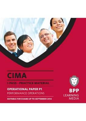 CIMA Performance Operations: iPass (CD-ROM)