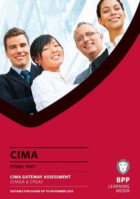 CIMA - Gateway Exam Text: Study Text (Paperback)