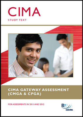 CIMA - Gateway Exam Text: Study Text (Paperback)