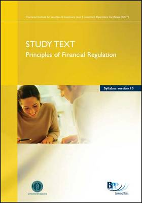 IOC - PFR Study Text Syllabus V10: Study Text (Paperback)