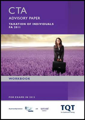 CTA - Individuals - Workbook: Workbook (Paperback)