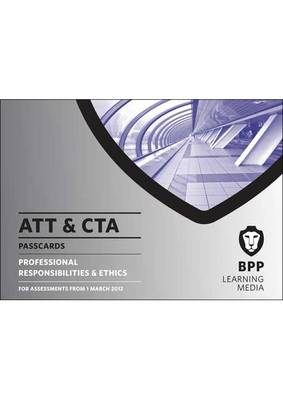 ATT - Professional Responsibilities and Ethics: Passcards (Spiral bound)