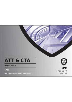 ATT - Law: Passcards (Spiral bound)