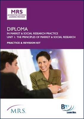 MRS Diploma Unit 1: Revision Kit (Paperback)