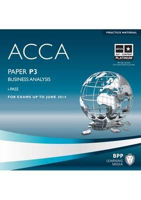 ACCA - P3 Business Analysis: iPass (CD-ROM)