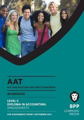 AAT Spreadsheets: Workbook (Paperback)
