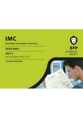 IMC Unit 2 Passcards Version10: Syllabus version 10: Passcards (Spiral bound)