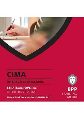 CIMA - Enterprise Strategy: Interactive Passcard (CD-ROM)