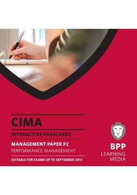 CIMA - Performance Management: Interactive Passcard (CD-ROM)