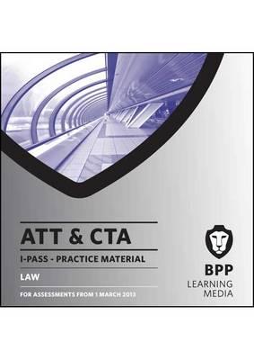 ATT & CTA - Law: iPass (CD-ROM)