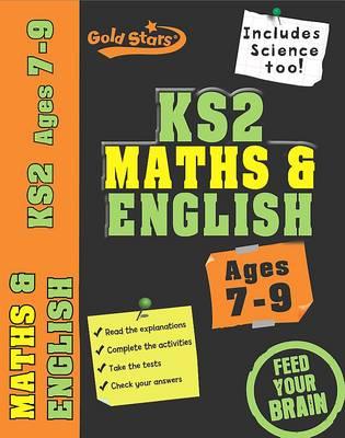 Gold Stars Bindup Workbook: KS2 Maths, English, 7-9 (Paperback)