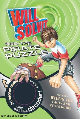 Will Solvit: The Pirate Puzzle - Will Solvit Novels 11 (Paperback)