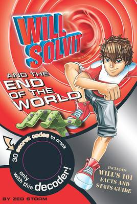 Will Solvit: The End of the World - Will Solvit Novels 12 (Paperback)