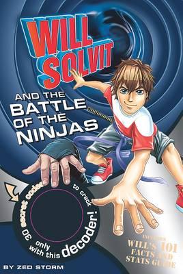 Will Solvit: The Battle of the Ninjas - Will Solvit Novels 9 (Paperback)