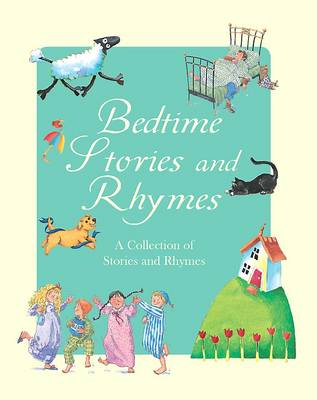 Mini Padded Treasuries: Bedtime Stories and Rhymes (Hardback)
