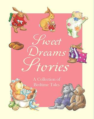 Mini Padded Treasuries: Sweet Dreams Stories (Hardback)