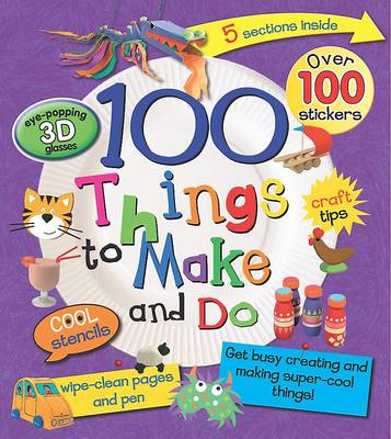 Ultimate Activity Workstation: 100 Things to Make and Do (Spiral bound)