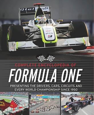 Encyclopedia Formula 1 (Hardback)
