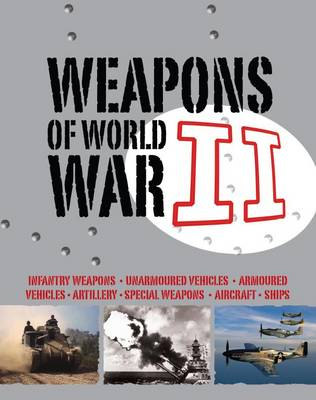 Weapons of WWII (Hardback)