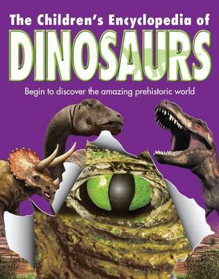 Reference 5+: Children's Dinosaur Encyclopedia (Hardback)