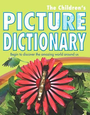 Reference 5+: Children's Picture Encyclopedia (Hardback)