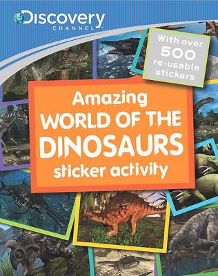 Discovery Bumper Sticker - Dinosaurs