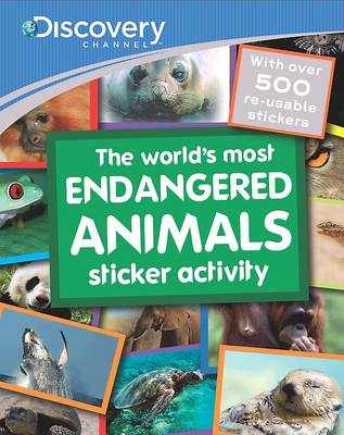 Discovery Bumper Sticker - Endangered Animals