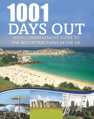 1001 Days Out 2011 (Paperback)