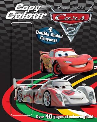 Disney Cars 2 - Copy Colour