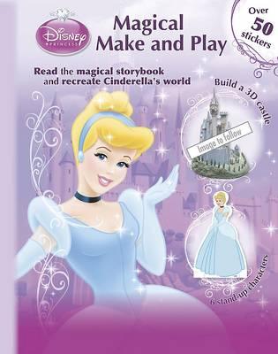 Cinderella Make and Play (Spiral bound)