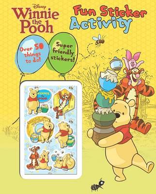 Winnie the Pooh - Fun Sticker Activity