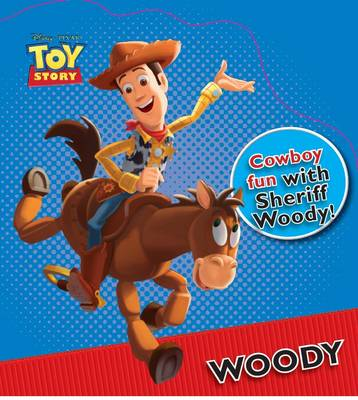 Toy Story 3 Board Book - Buzz (Board book)