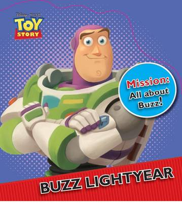 Toy Story 3 Board Book - Woody (Board book)