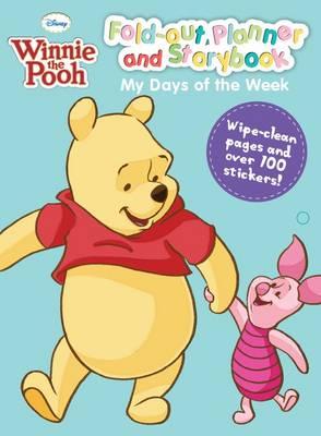 Disney Winnie the Pooh My Days of the Week