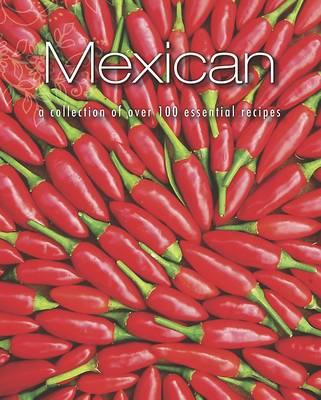Mexican - Mini Cookshelf S. (Hardback)